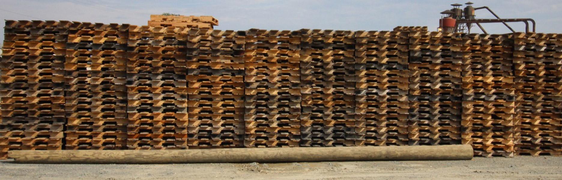 recycled wood pallets, richmond va