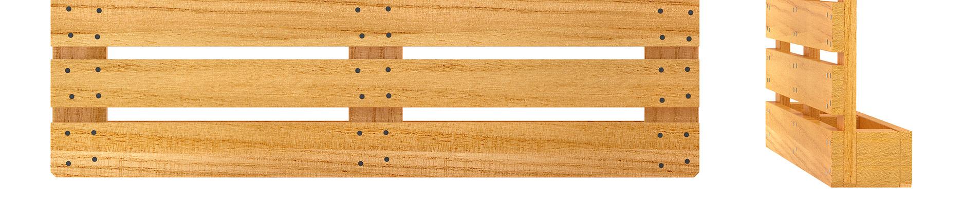 Custom Wood Pallet Manufacturer | Richmond, VA | BC Wood ...